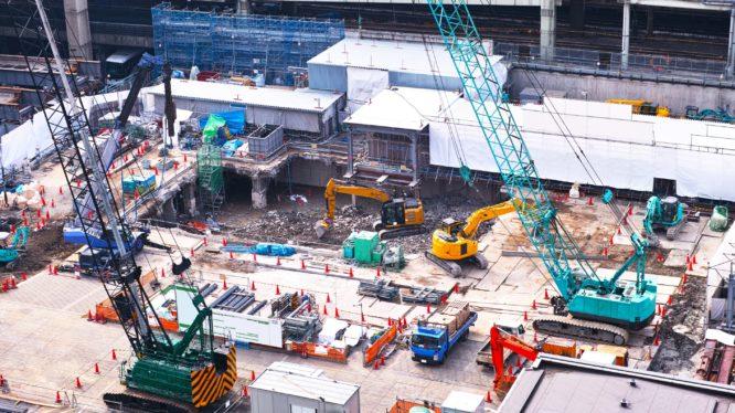 デジタルサイネージを工事現場や建設現場に導入するメリットと導入方法!